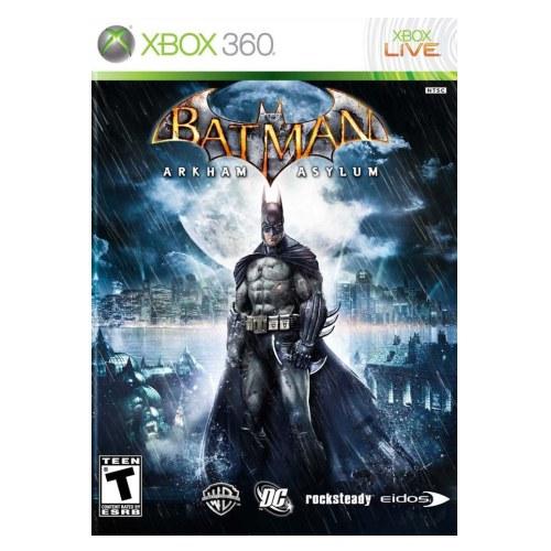 Joc BATMAN ARKHAM ASYLUM pentru XBOX360 0