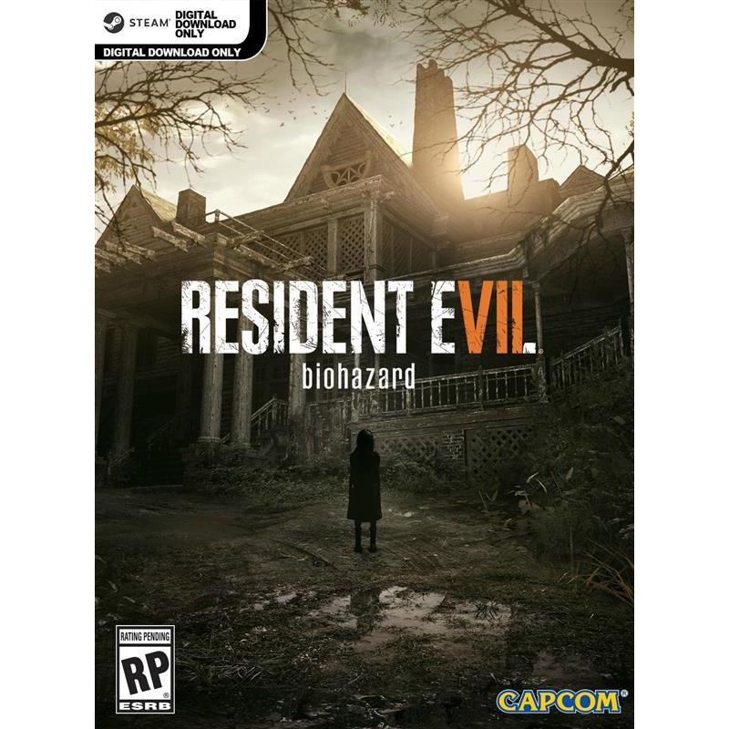 Joc Resident Evil Biohazard Pc (Steam Code Only) 0