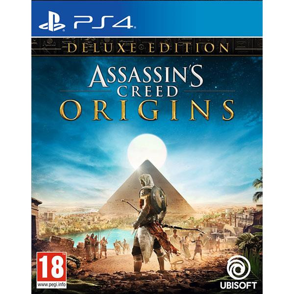 Joc Assassin's Creed Origins Deluxe Edition Ps4 0