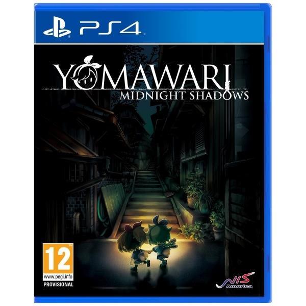 Joc Yomawari Midnight Shadows Ps4 0