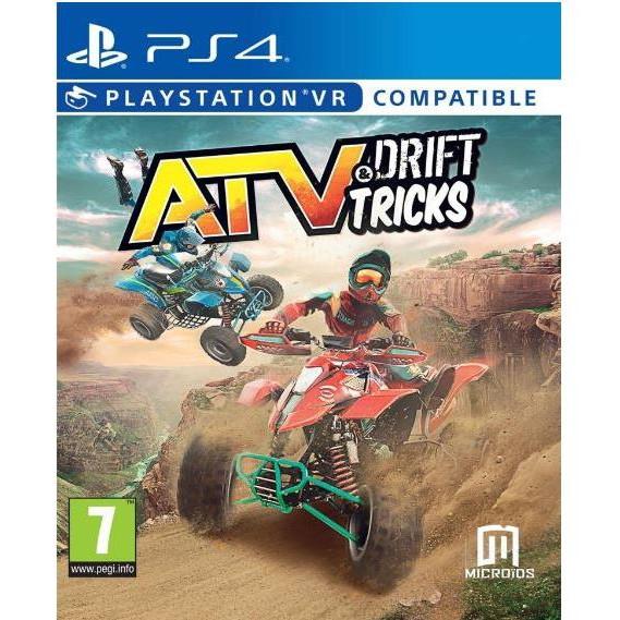 Joc Atv Drift And Tricks (Psvr) Ps4 0