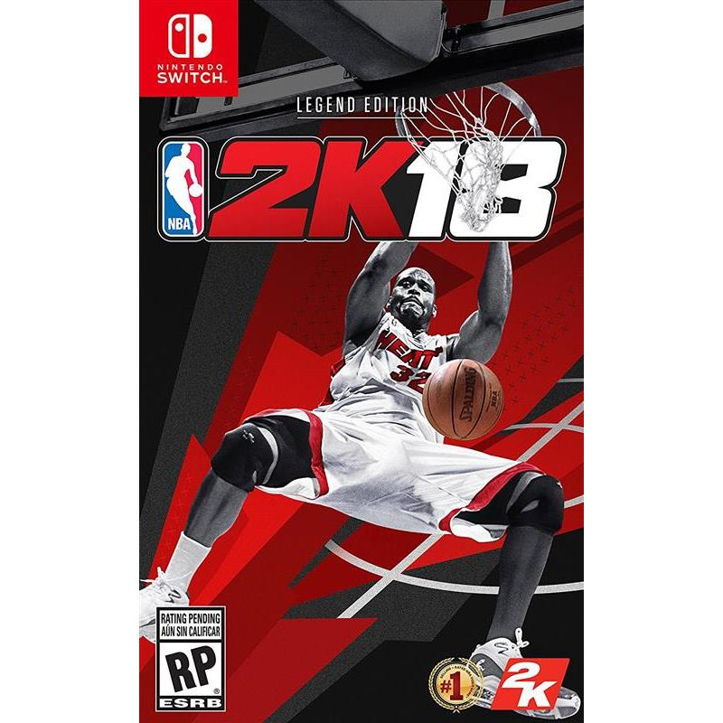 Nba 2K18 Legend Edition Nintendo Switch 0