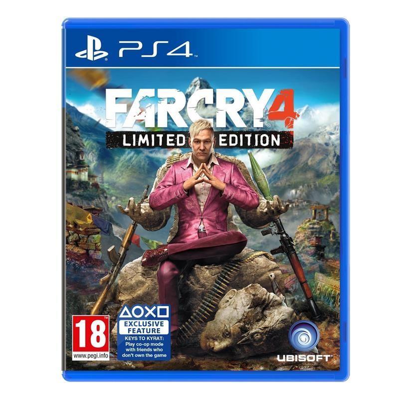 Far Cry 4 PS4 0