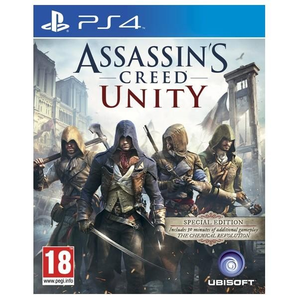 Assassin s Creed Unity Special Edition PS4 0