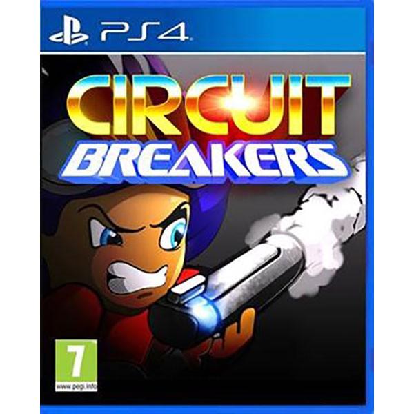 Joc CIRCUIT BREAKERS PS4 0
