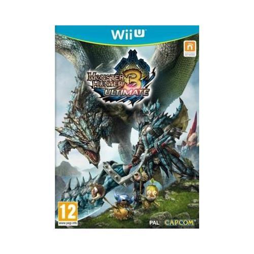 Joc Monster Hunter 3 Ultimate Nintendo Wii U 0