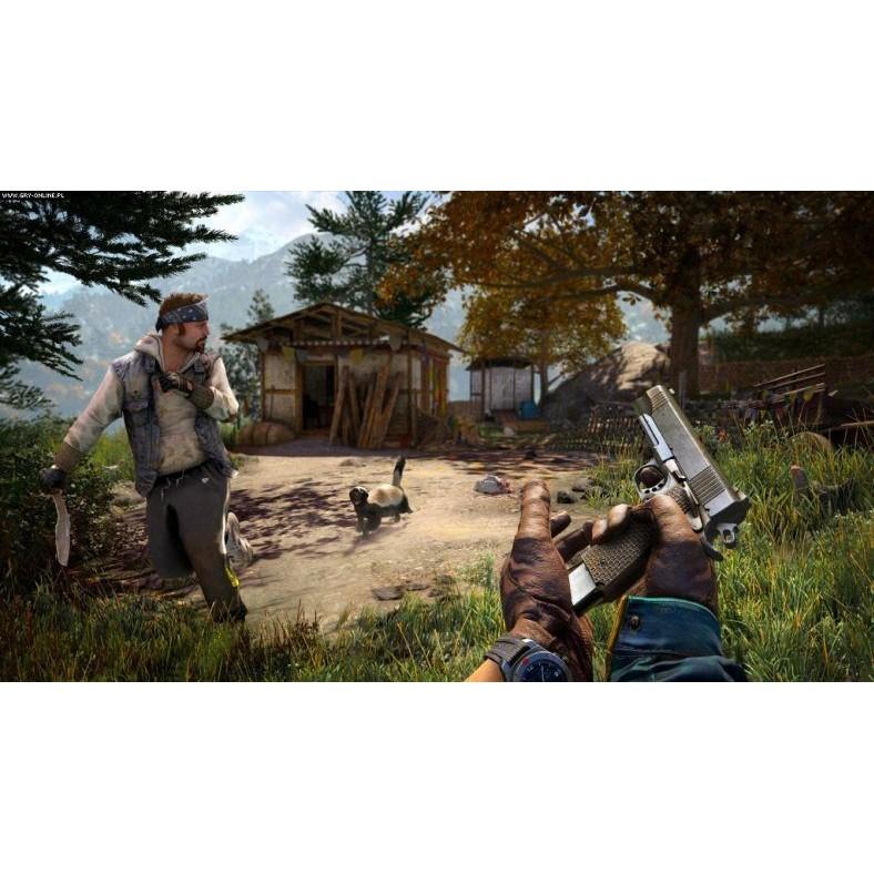 Joc Far Cry 4 Pentru Xbox One 1