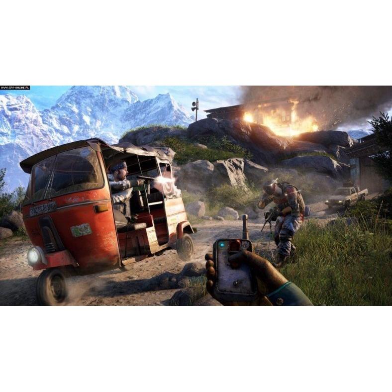 Joc Far Cry 4 Pentru Xbox One 2