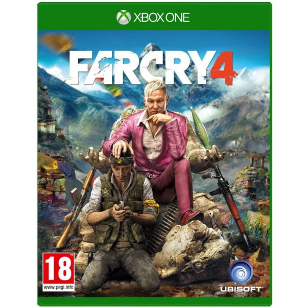 Joc Far Cry 4 Pentru Xbox One 0