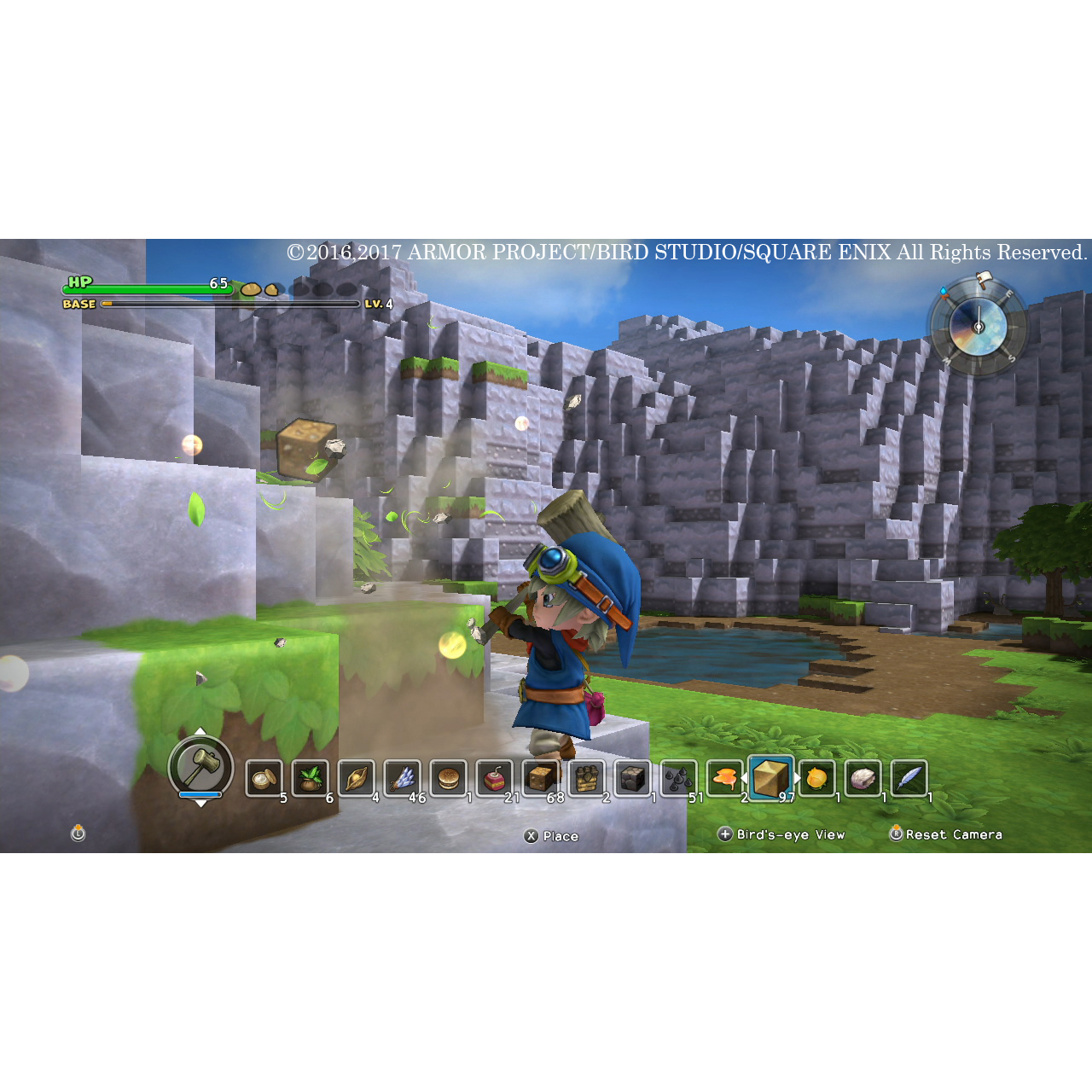 Joc Dragon Quest Builders pentru Nintendo Switch 6