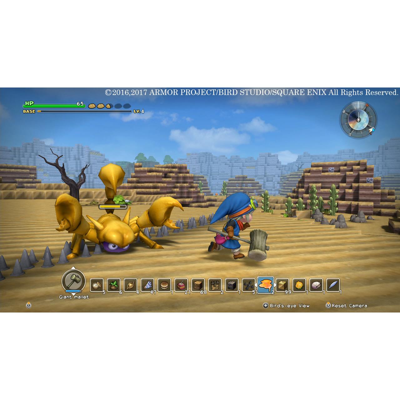 Joc Dragon Quest Builders pentru Nintendo Switch 5