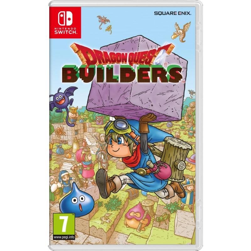 Joc Dragon Quest Builders pentru Nintendo Switch 0