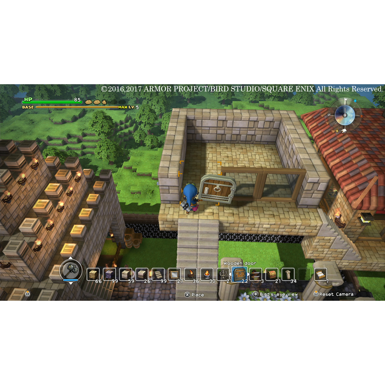 Joc Dragon Quest Builders pentru Nintendo Switch 4