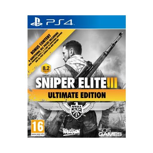 Joc Sniper Elite 3 Ultimate Edition Ps4 0