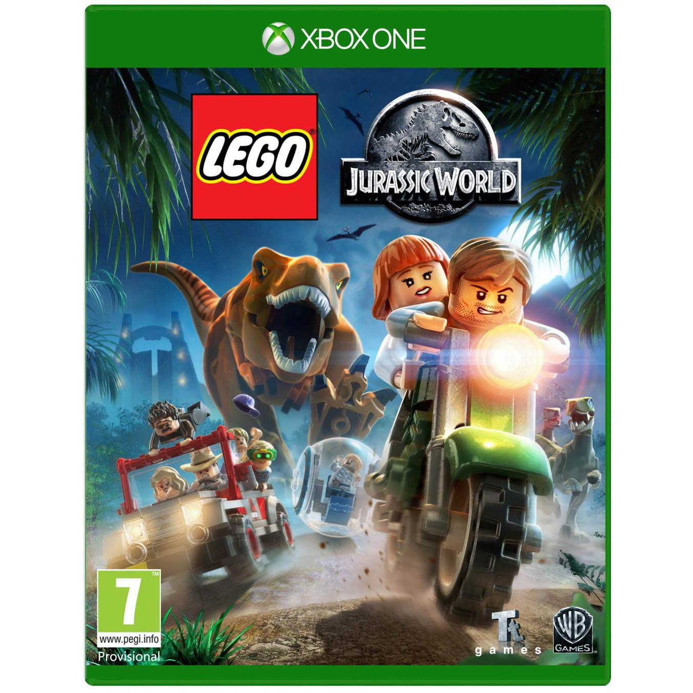 Joc LEGO: Jurassic World pentru Xbox ONE 0
