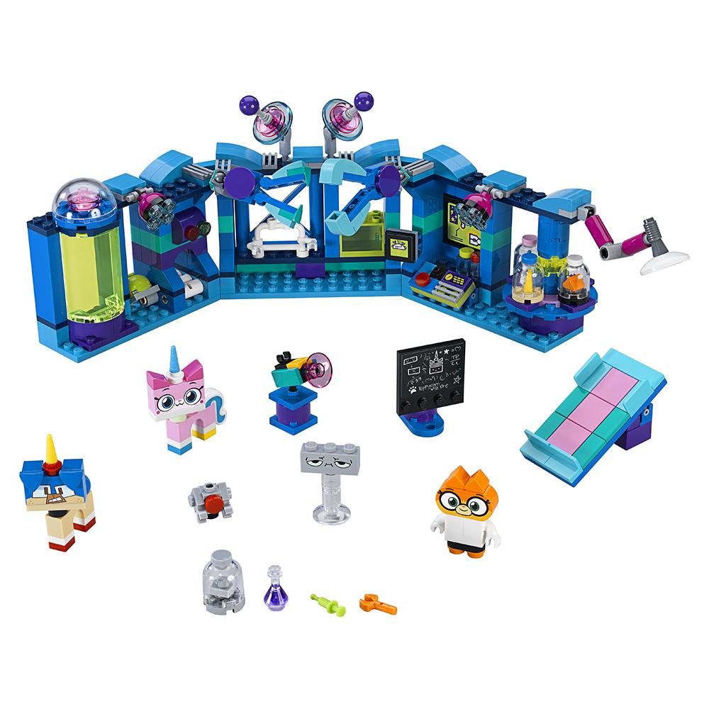 LEGO® Unikitty™ Laboratorul Dr. Fox™ 41454 1