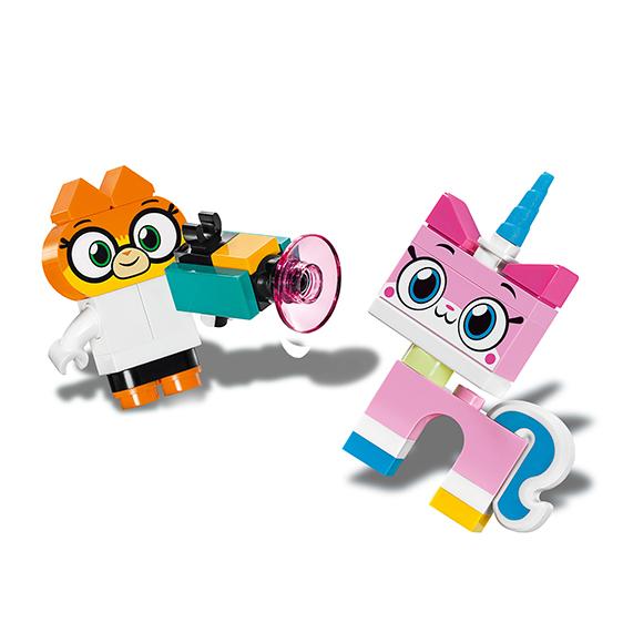 LEGO® Unikitty™ Laboratorul Dr. Fox™ 41454 2