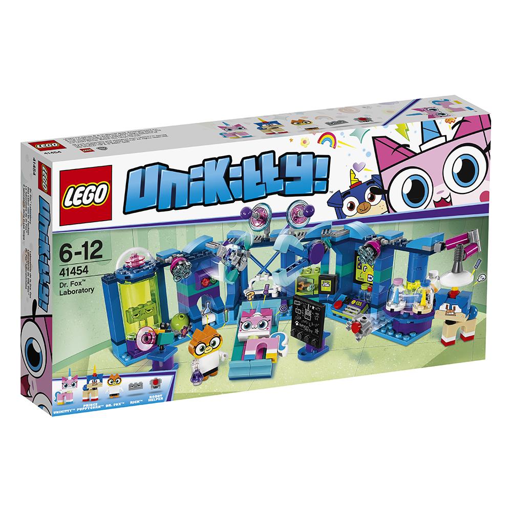 LEGO® Unikitty™ Laboratorul Dr. Fox™ 41454 0