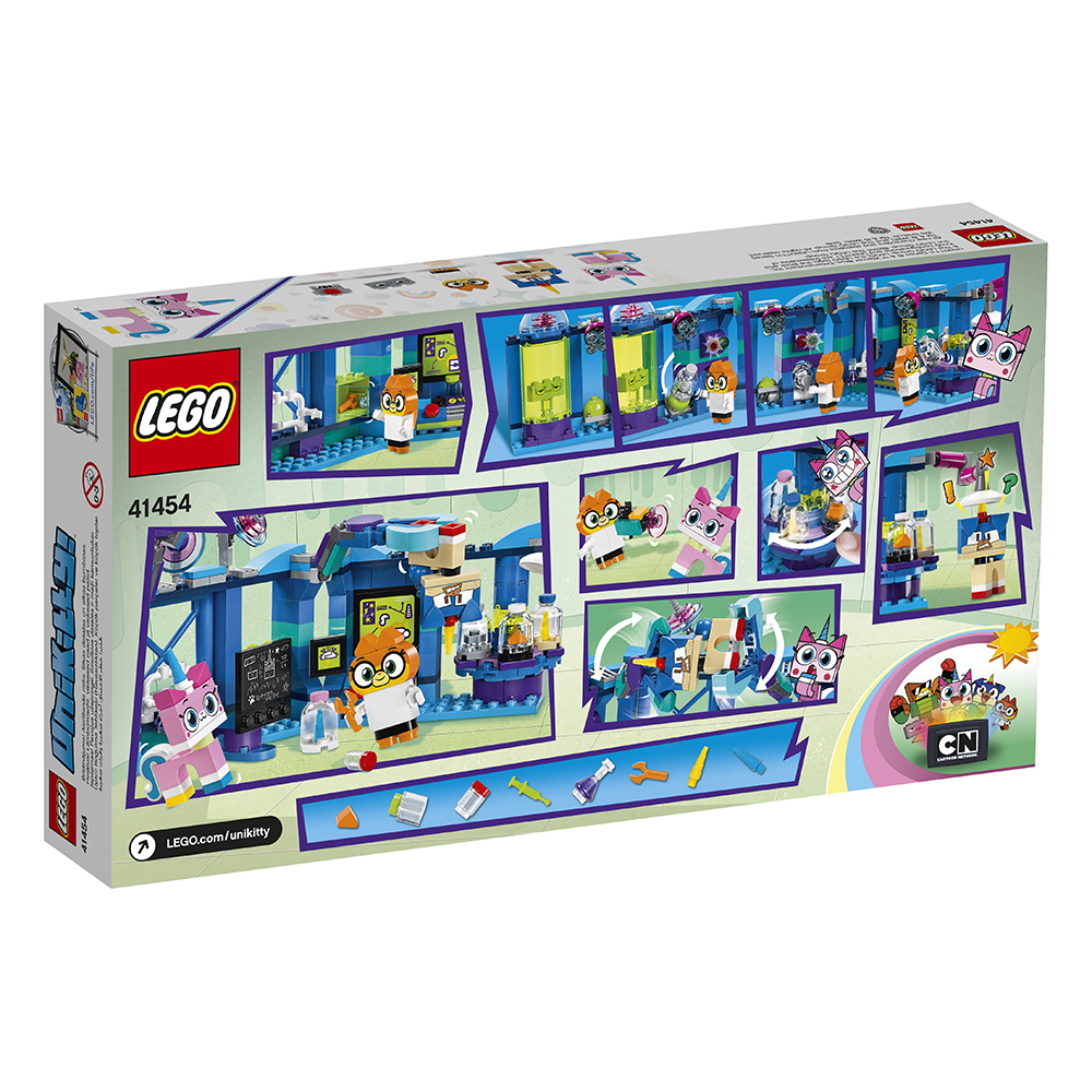 LEGO® Unikitty™ Laboratorul Dr. Fox™ 41454 3