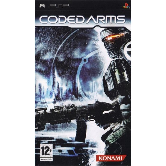 Coded Arms PSP 0