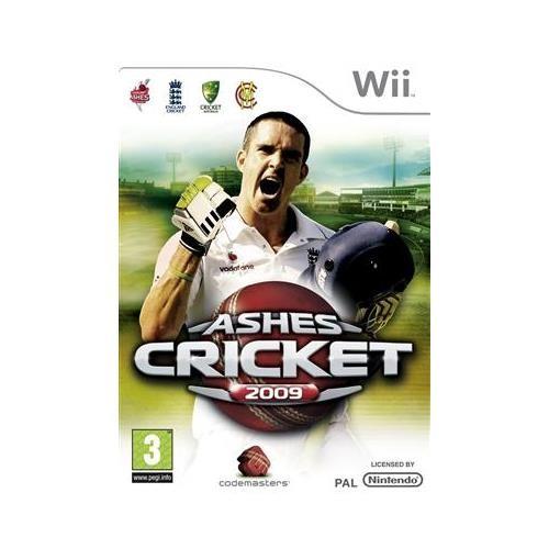 Joc Ashes Cricket 09 Nintendo Wii 0