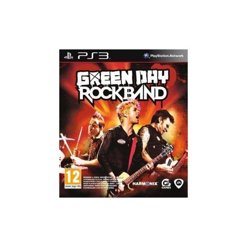Joc Green Day Rockband Ps3 0