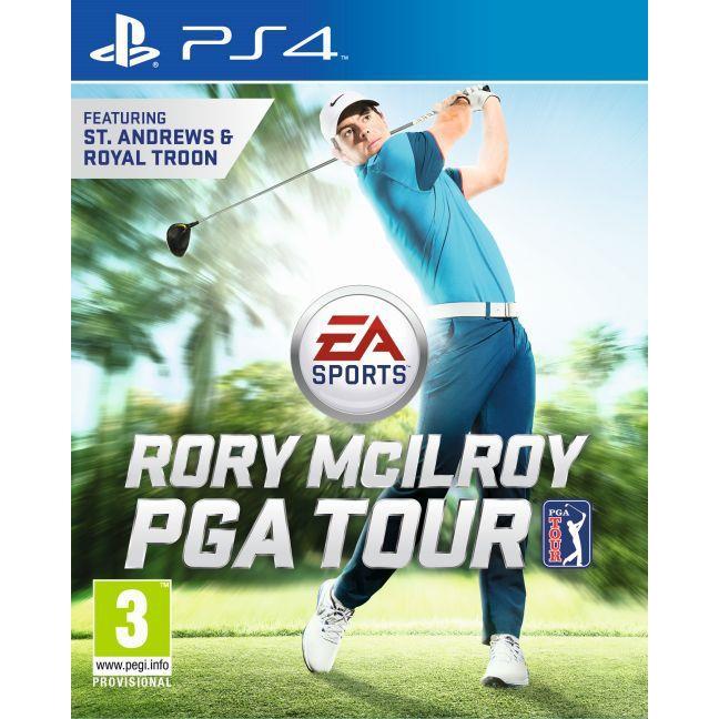 Joc Rory Mcilroy PGA Tour pentru Playstation 4 0