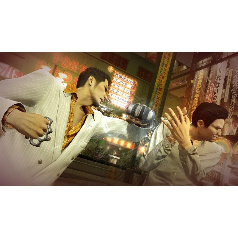 Joc Yakuza 0 Playstation Hits pentru PlayStation 4 8