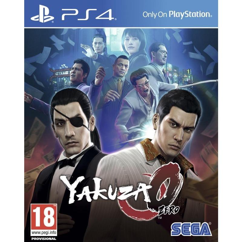 Joc Yakuza 0 Playstation Hits pentru PlayStation 4 0