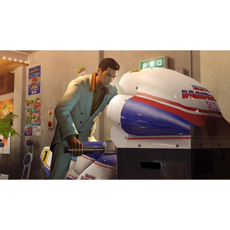 Joc Yakuza 0 Playstation Hits pentru PlayStation 4 4
