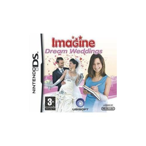 Joc Imagine Dream Wedding Nintendo Ds 0