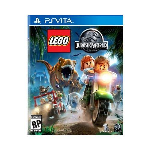 Joc Lego Jurassic World Ps Vita 0