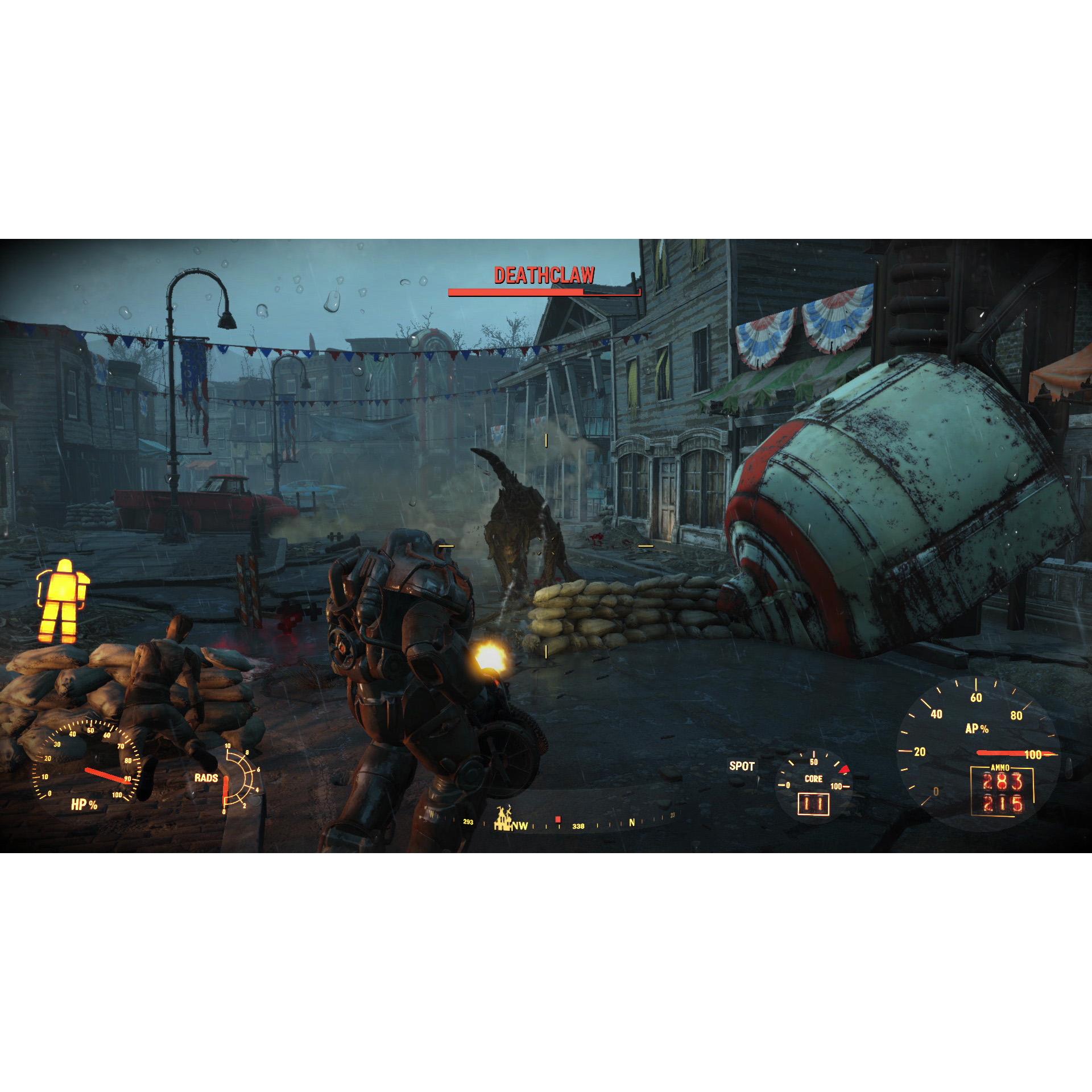 Joc Fallout 4 Goty pentru PlayStation 4 4