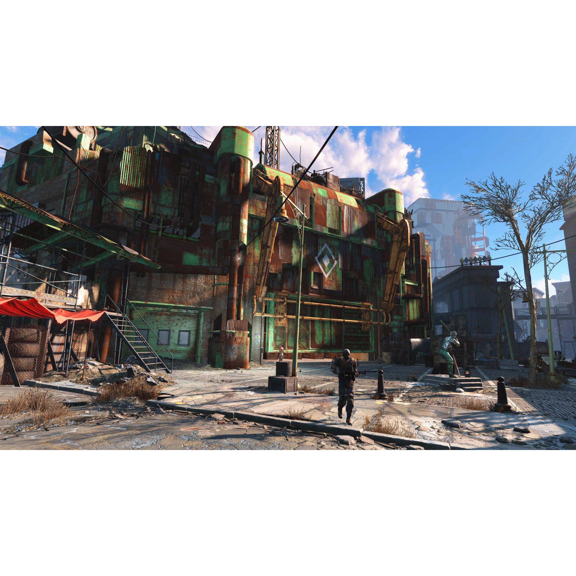 Joc Fallout 4 Goty pentru PlayStation 4 3