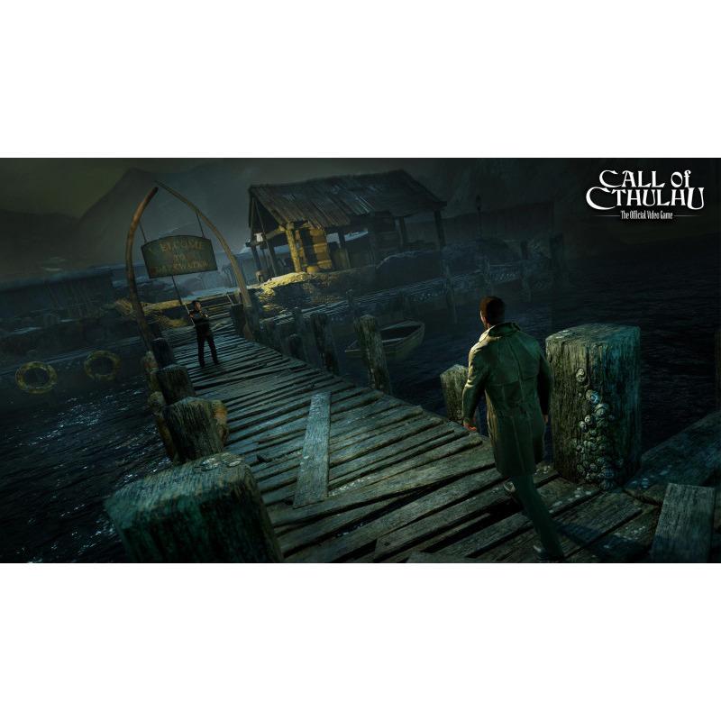 Joc Call Of Cthulhu pentru PlayStation 4 5