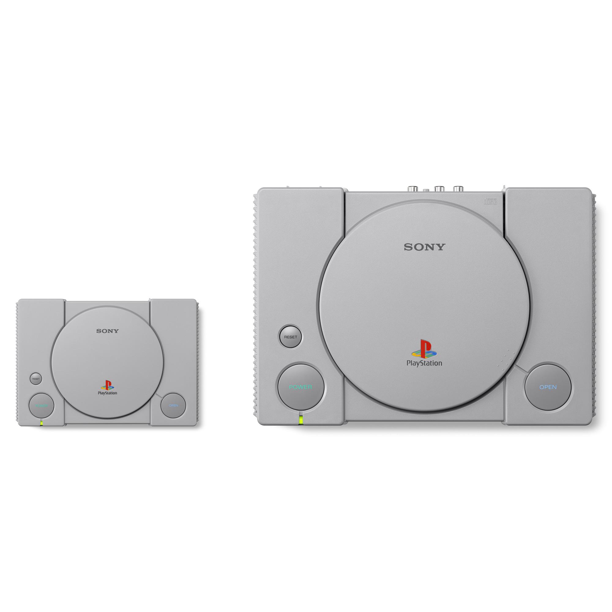 Consola Sony Playstation Classic + 20 jocuri preinstalate 7