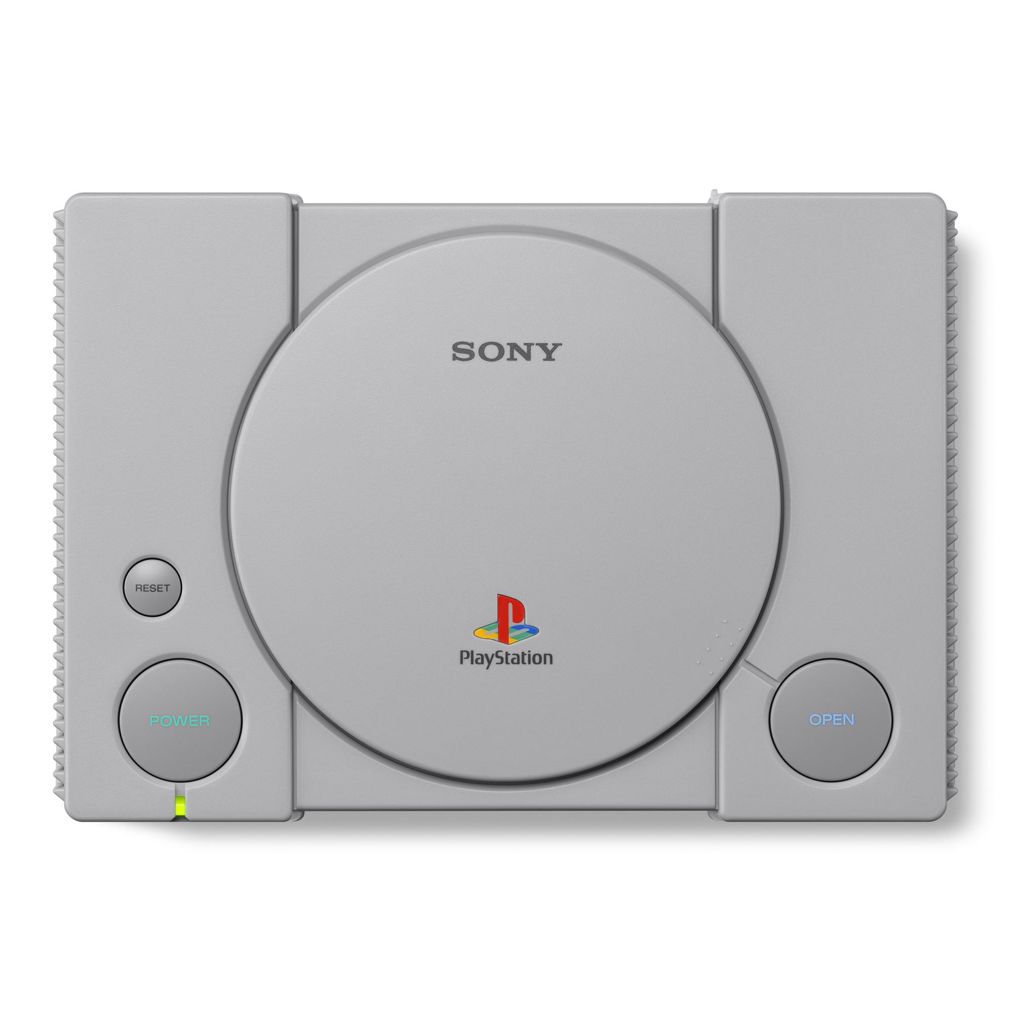 Consola Sony Playstation Classic + 20 jocuri preinstalate 1