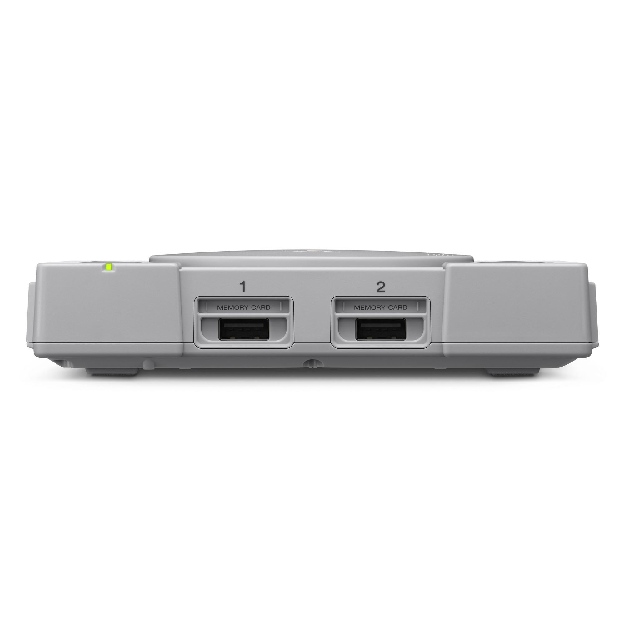 Consola Sony Playstation Classic + 20 jocuri preinstalate 3