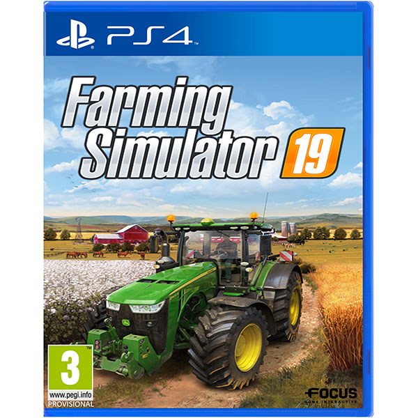 Joc Farming Simulator 19 pentru PlayStation 4 0