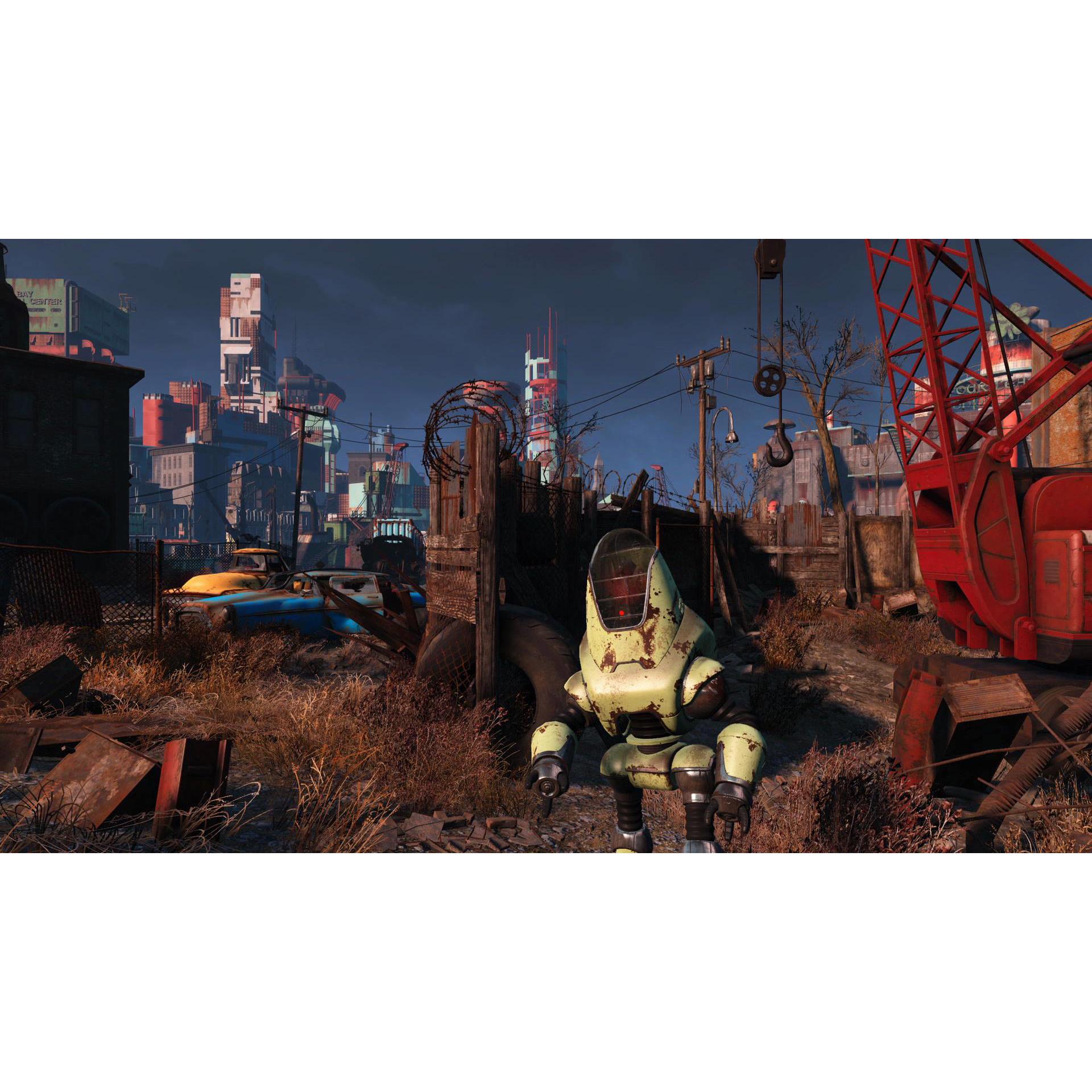 Joc Fallout 4 Goty pentru PlayStation 4 12