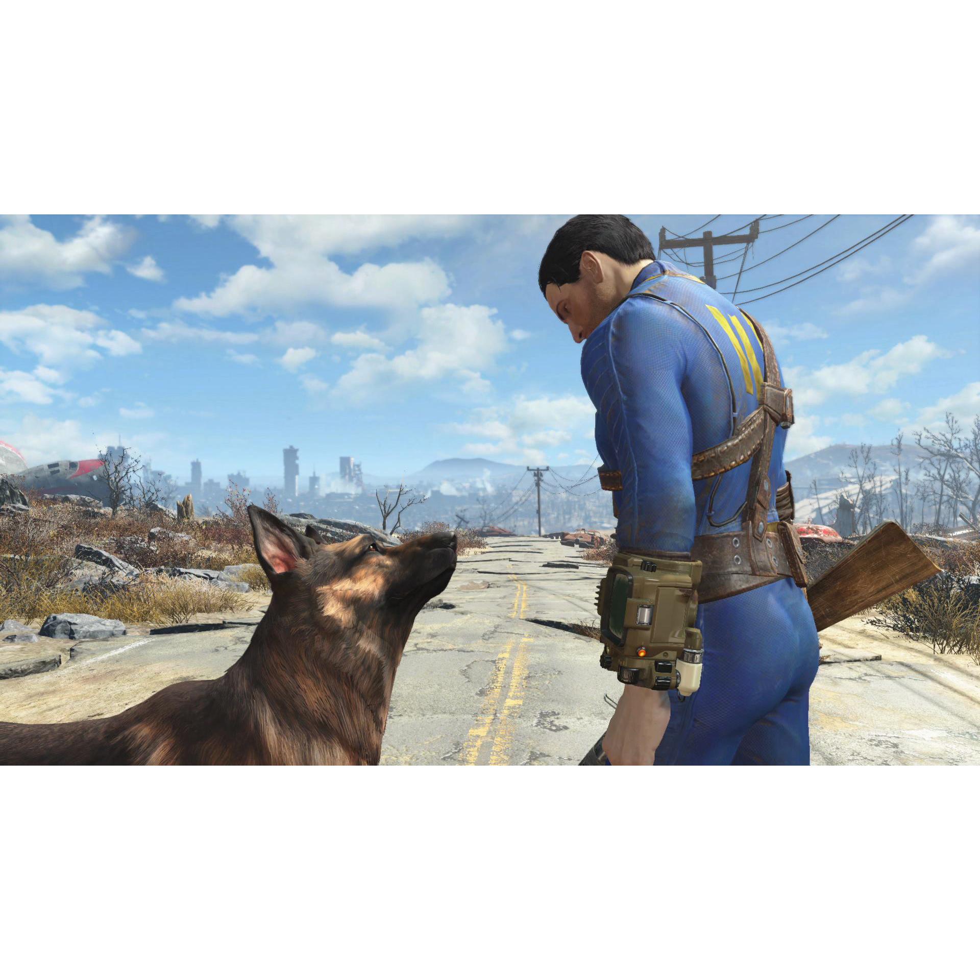Joc Fallout 4 Goty pentru PlayStation 4 13
