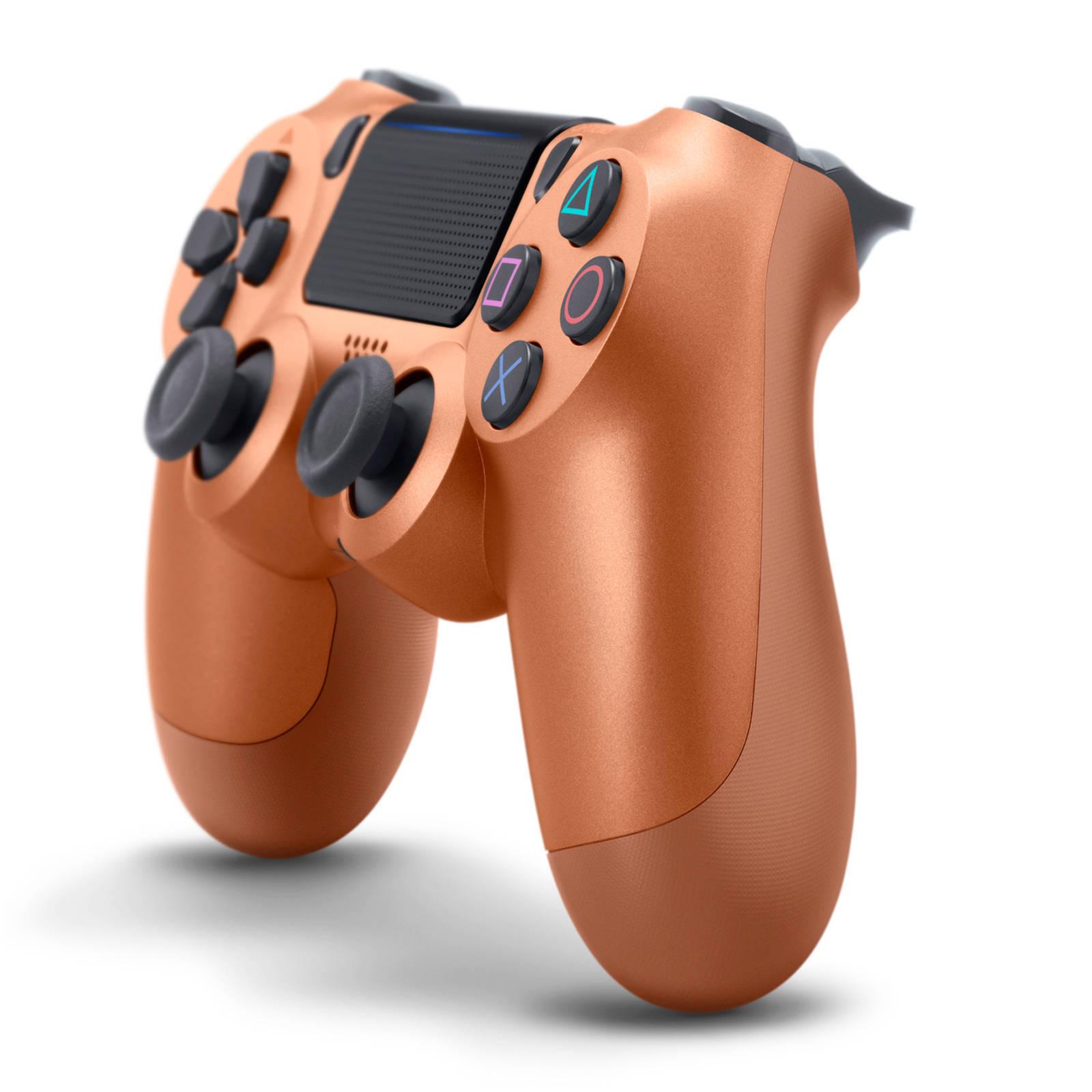 Controller Sony Dualshock 4 Copper v2 pentru PlayStation 4 1