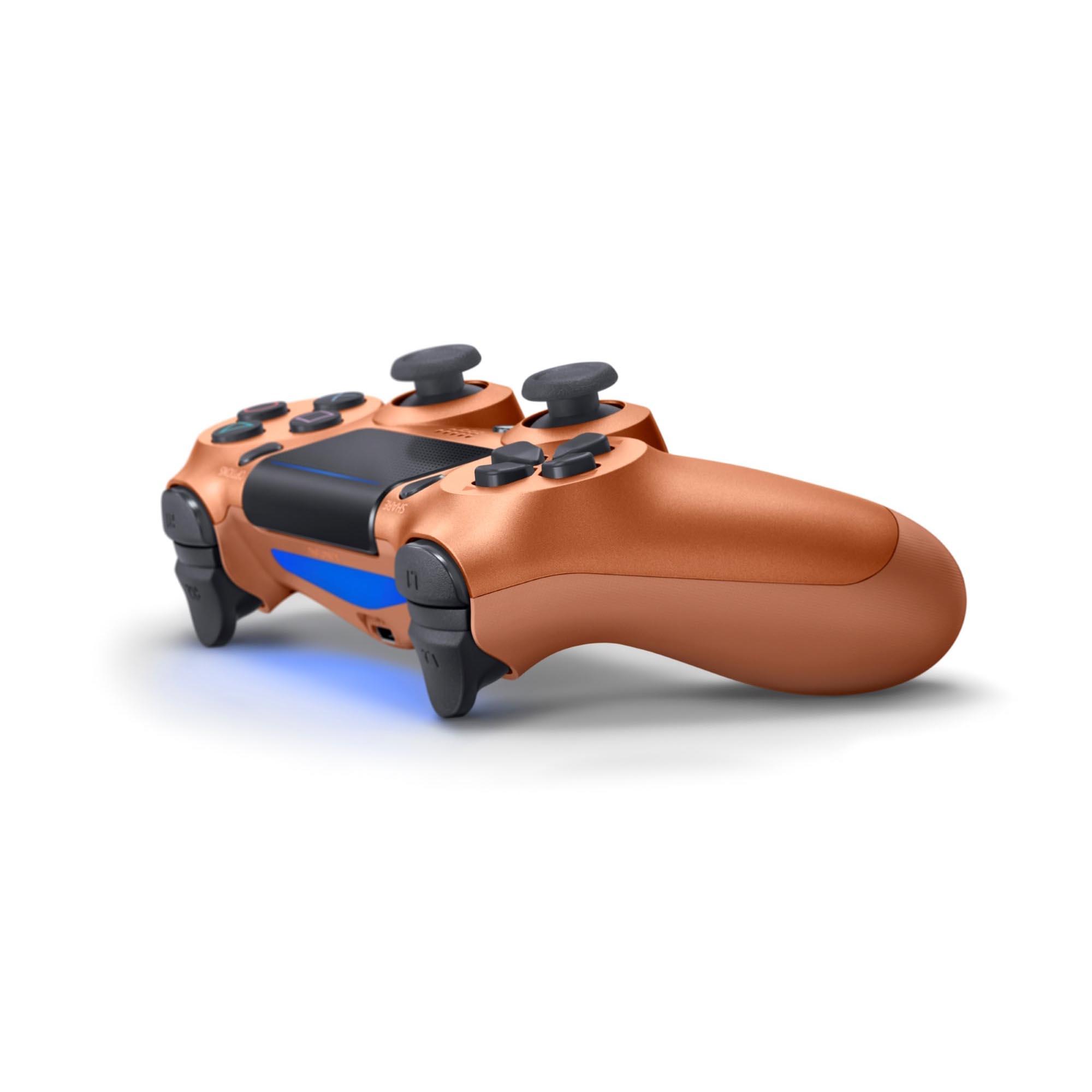 Controller Sony Dualshock 4 Copper v2 pentru PlayStation 4 2