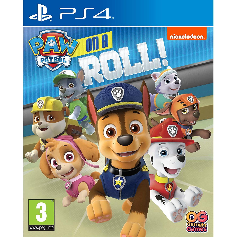 Joc Paw Patrol On A Roll pentru PlayStation 4 0