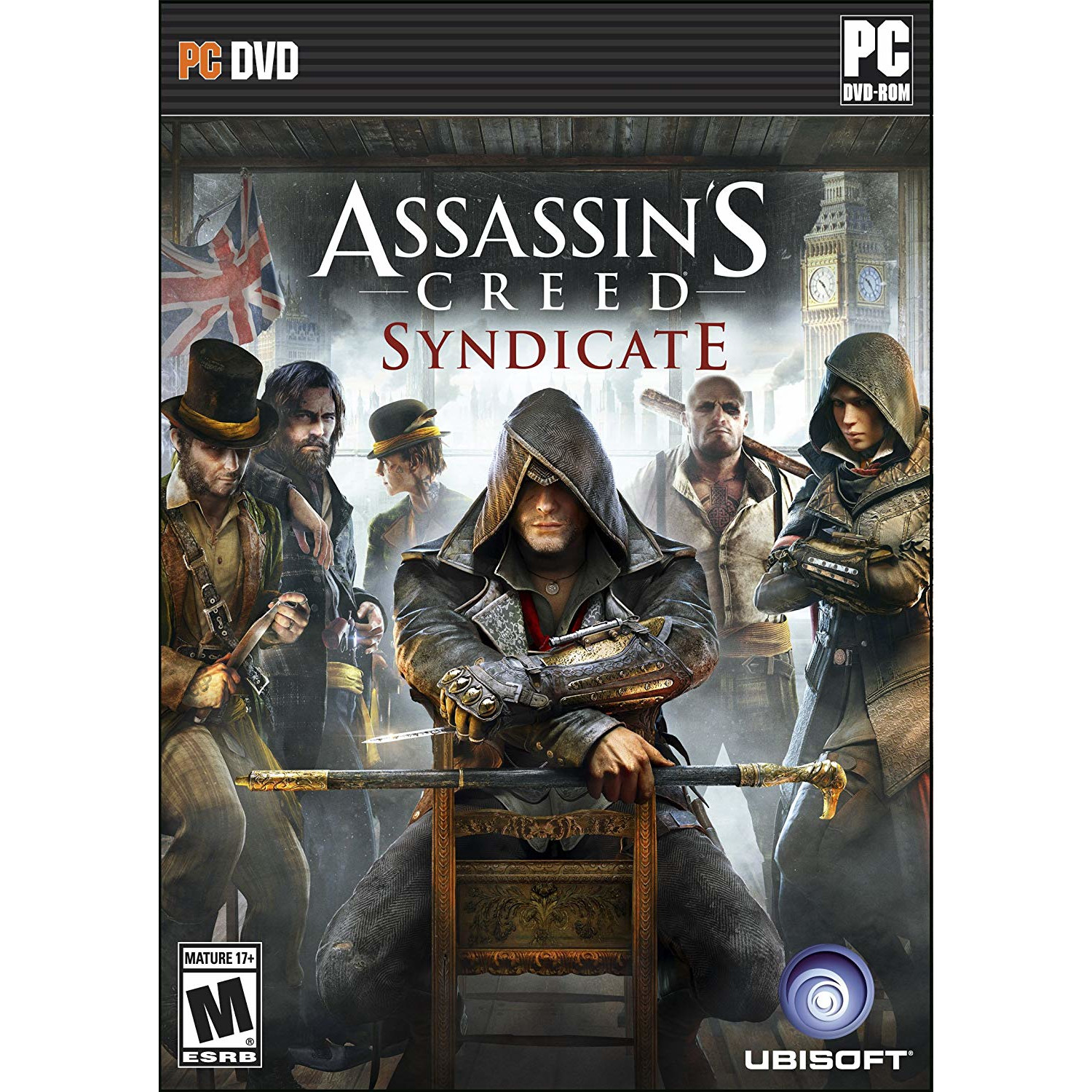 Joc Assassin's Creed Syndicate Pc Cd key (Cod Activare Uplay) 0