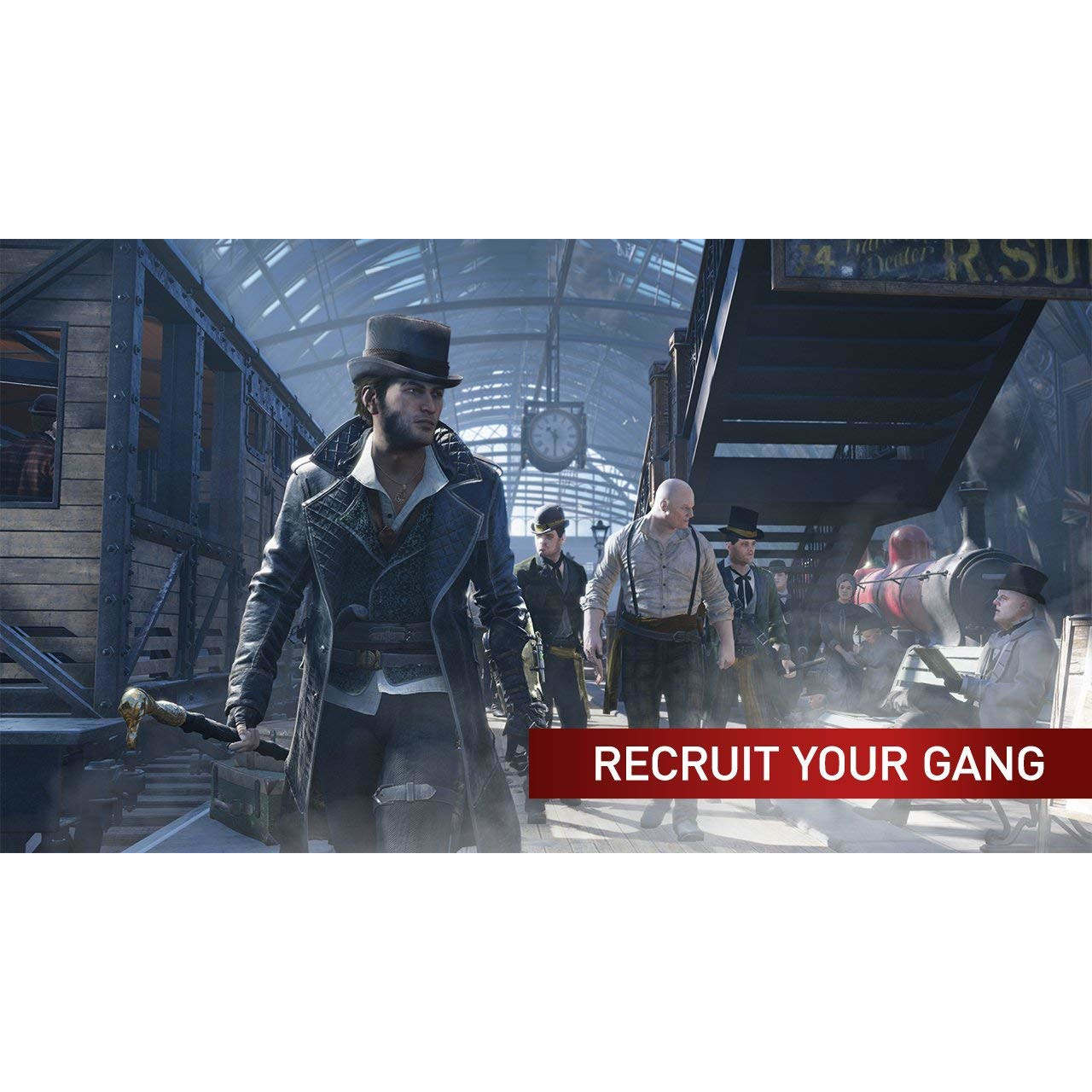 Joc Assassin's Creed Syndicate Pc Cd key (Cod Activare Uplay) 4