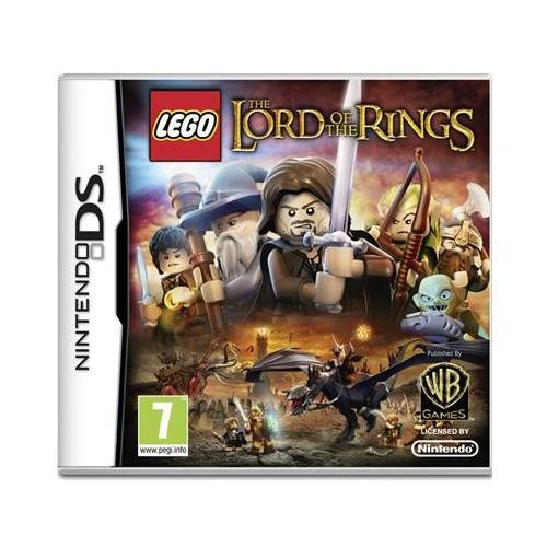 Joc Lego Lord Of The Rings Nintendo Ds 0