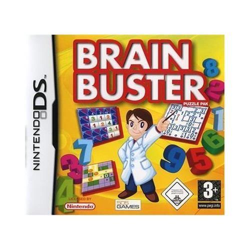 Joc Brain Buster Puzzle Pak Nintendo Ds 0