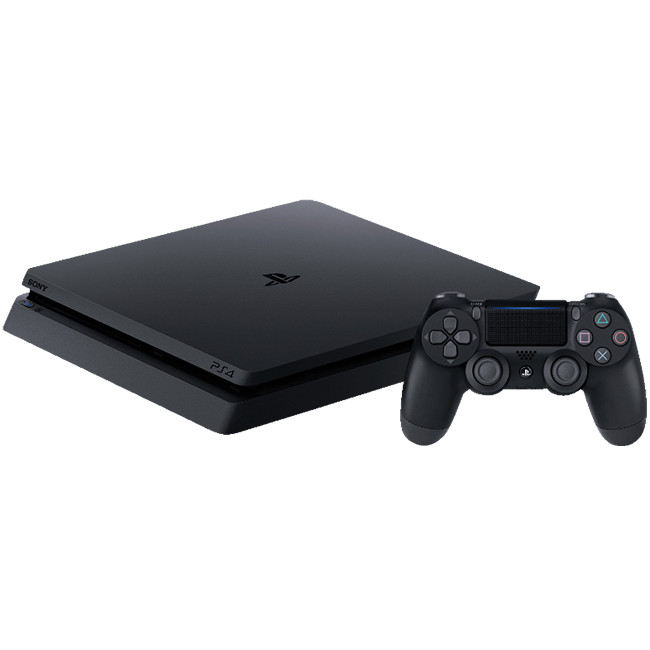 Consola SONY PS4 500GB CONSOLE + MARVEL'S SPIDER-MAN BUNDLE - Negru 1