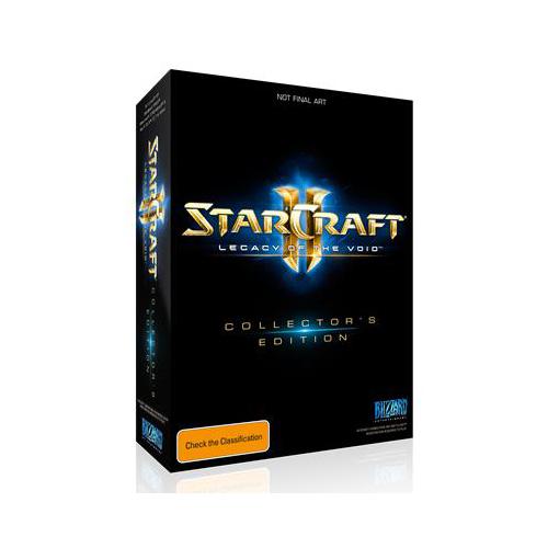 Joc Starcraft II: Legacy of the Void Collector's Edition pentru PC 0